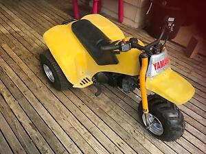 YAMAHA YT60 TRI ZINGER TRIKE. 2STROKE Liverpool Liverpool Area Preview