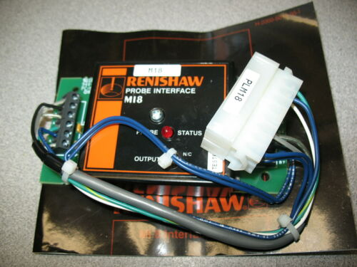 Renshaw MI8 Probe Interface Module