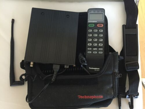 TECHNOPHONE MC995A with CARRY BAG