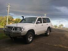 1999 Toyota LandCruiser Wauchope Port Macquarie City Preview
