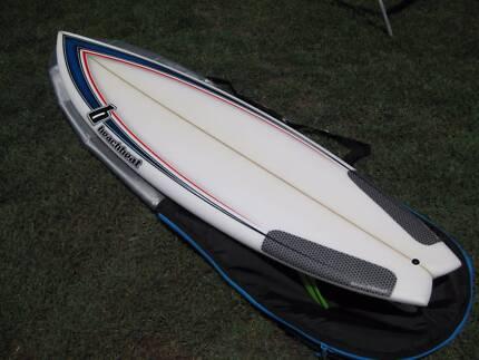 SURFBOARD, BEACHBEAT 6,6/20,3,4/2,3,4 JOHN MILLS SHAPE