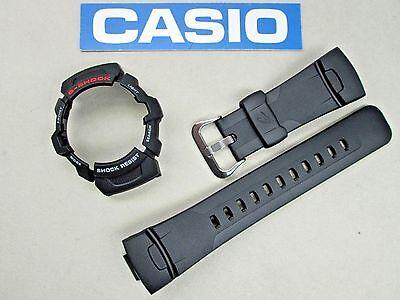 Genuine Casio G-Shock GW-1500A GW-1500J watch band & bezel black fits GW-1501 for sale  Pasadena