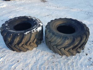 Tire floation, Floaters Alliance 48x25.00-20