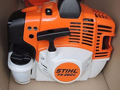 Stihl FS 260 C-E Freischneider mit ErgoStart  Fadenkopf 2,7 PS  2 MIX online kaufen