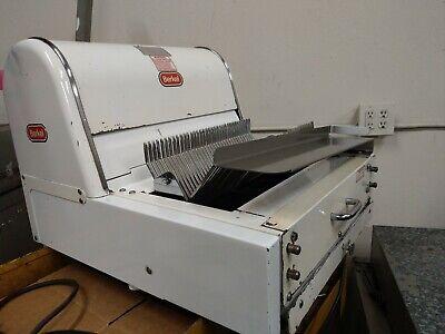 Berkel Model Mb Bread Slicer Commercial Nsf Slicing Machine