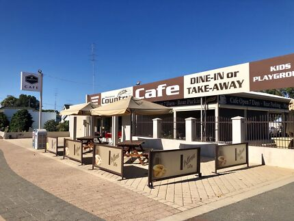 WAROONA Cafe For Sale