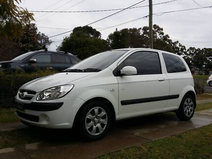 2007 Hyundai Getz Hatchback Yagoona Bankstown Area Preview