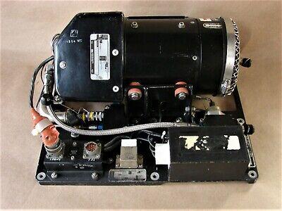 Airesearch F4 Phantom Super Conductor Nitrogen Cryogenic Compressor Cryo Cooler