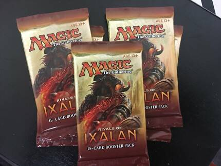 Magic: the Gathering Rivals of Ixalan Booster Packs