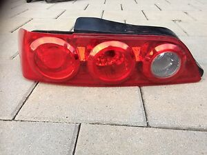 Acura RSX 2005 left taillight only