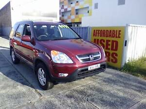 2002 Honda CR-V Wagon 1 Year Warranty Woy Woy Gosford Area Preview