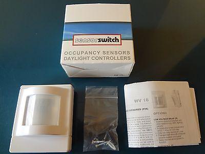 Brand New Sensor Switch Wv16 Occ Sensor Pir Corner Mount 120277v