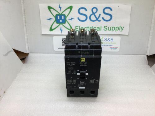 SQUARE D 3 POLE 480 VOLT 60 AMP EDB34060