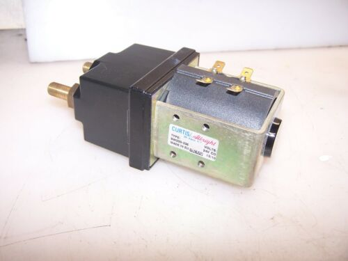 NEW CURTIS ALBRIGHT SW200-336 DC CONTACTOR 24 VDC