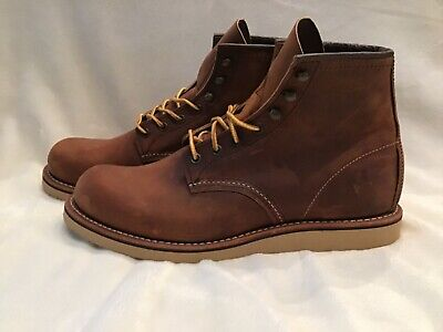 Red Wing Rover Boots Men's size 9 D. Very Good Condition!