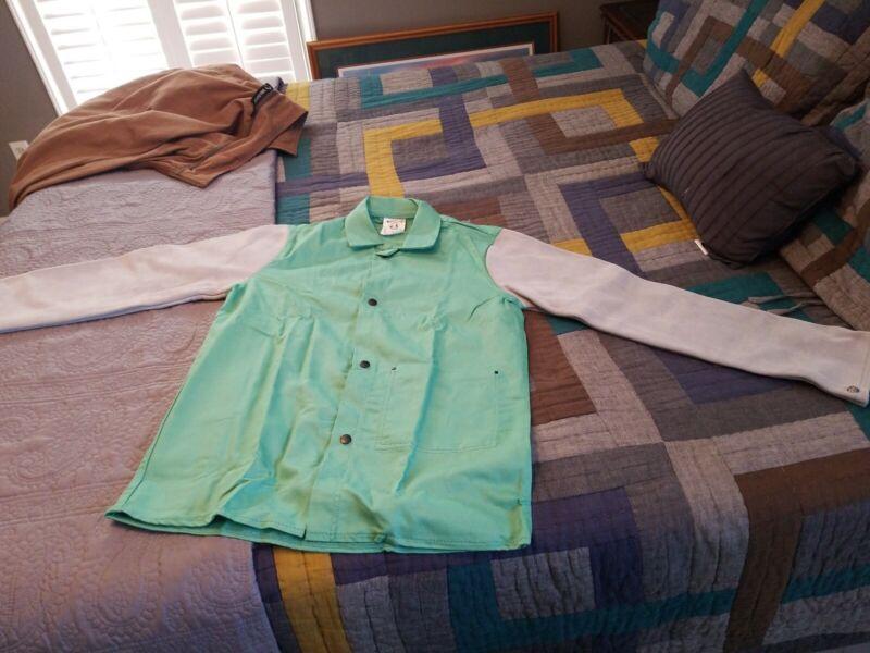 Spark Guard Magid  Size Small 1830 LS Welding Shirt