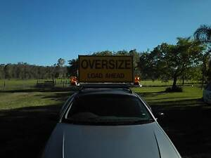 Oversize Load Sign Widgee Gympie Area Preview