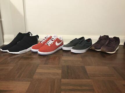 Nike / adidas / vans / new balance shoes - big sizes