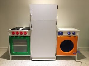 Unique Kitchen play set with accessories