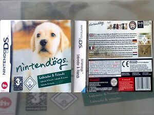 Nintendogs Labrador & Friends