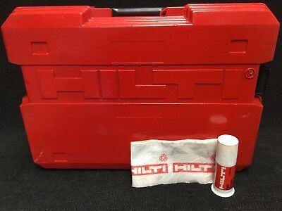 Hilti Te 15 Original Tool Case Only Preowned Free Grease Fast Shipping