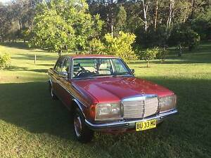 1977 Mercedes-Benz 280 Sedan Forster Great Lakes Area Preview