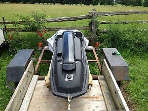 WANTED! Looking for an old standup jetski hull