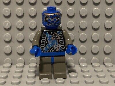 LEGO Lieutenant Maverick Minifigure Sp 021 Space Police Missing Headpiece