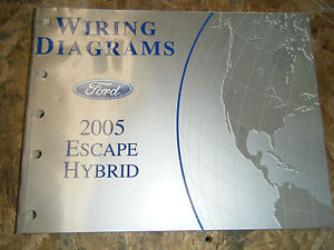 2005-FORD-ESCAPE-HYBRID-FACTORY-ELECTRICAL-WIRING-DIAGRAM-SERVICE-MANUAL