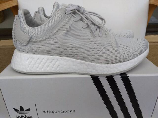 f880f899ef10e Adidas NMD R2 Wings and Horns Shoes US10