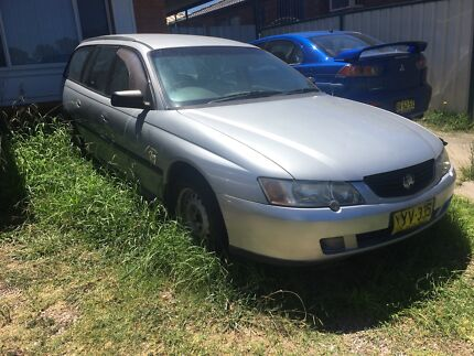 2003 Holden Commodore VY Station Wagon