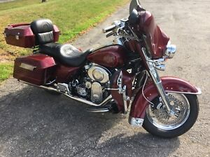 Supercharged Harley Electra Glide Classic, CVO,Touring. REDUCED!