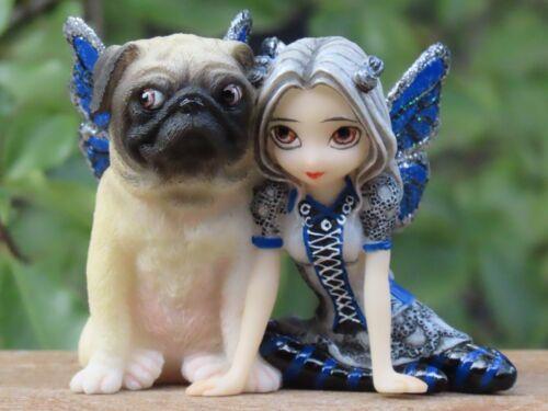 Strangeling Fairies ~ Pug Pixie - Jasmine Becket-Griffith