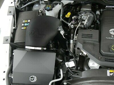 aFe Diesel Elite Air Intake For 2013-2018 Ram 2500 3500 4500 6.7L Diesel  Afe Air Intake System