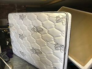 Double Ensemble Bed For Sale Narraweena Manly Area Preview