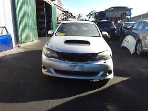 2008 WRX HATCHBACK TURBO MANUAL 4CLY Cabramatta Fairfield Area Preview