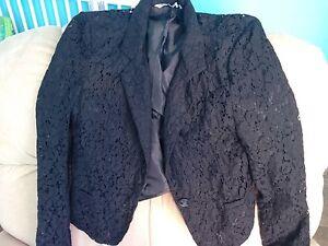Veston femmes Bluenotes noir Medium
