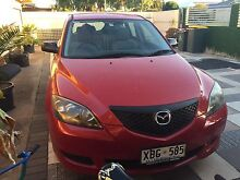 2004 MAZDA-3 ONLY 97,000kms HATCHBACK EXCELLENT CONDITION Parafield Gardens Salisbury Area Preview