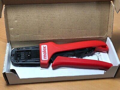 Molex 638190300 Terminals Hand Crimp Tool