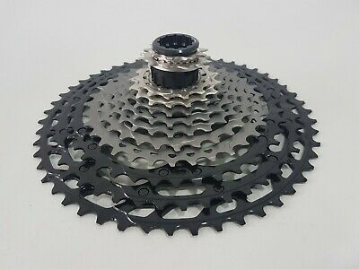Cassettes, Freewheels & Cogs 12 Speed Mountain Bikes Fine Workmanship Sunrace Csmz90 Wide Range Mtb Cassette Black 11-50t