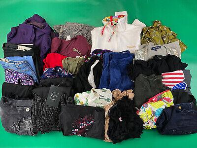 WOMEN Ladies Clothes Bundle 7.5 kilos 29 items Wholesale Joblot Variuos Size