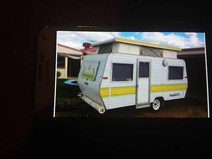 Jayco songbird caravan D'aguilar Moreton Area Preview