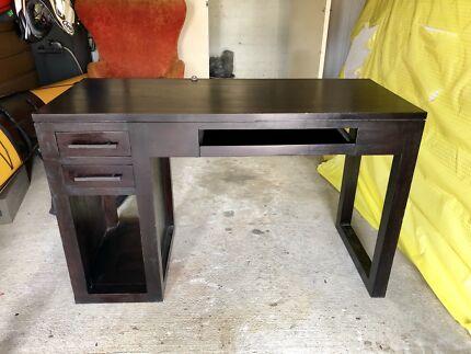Timber Writing Desk