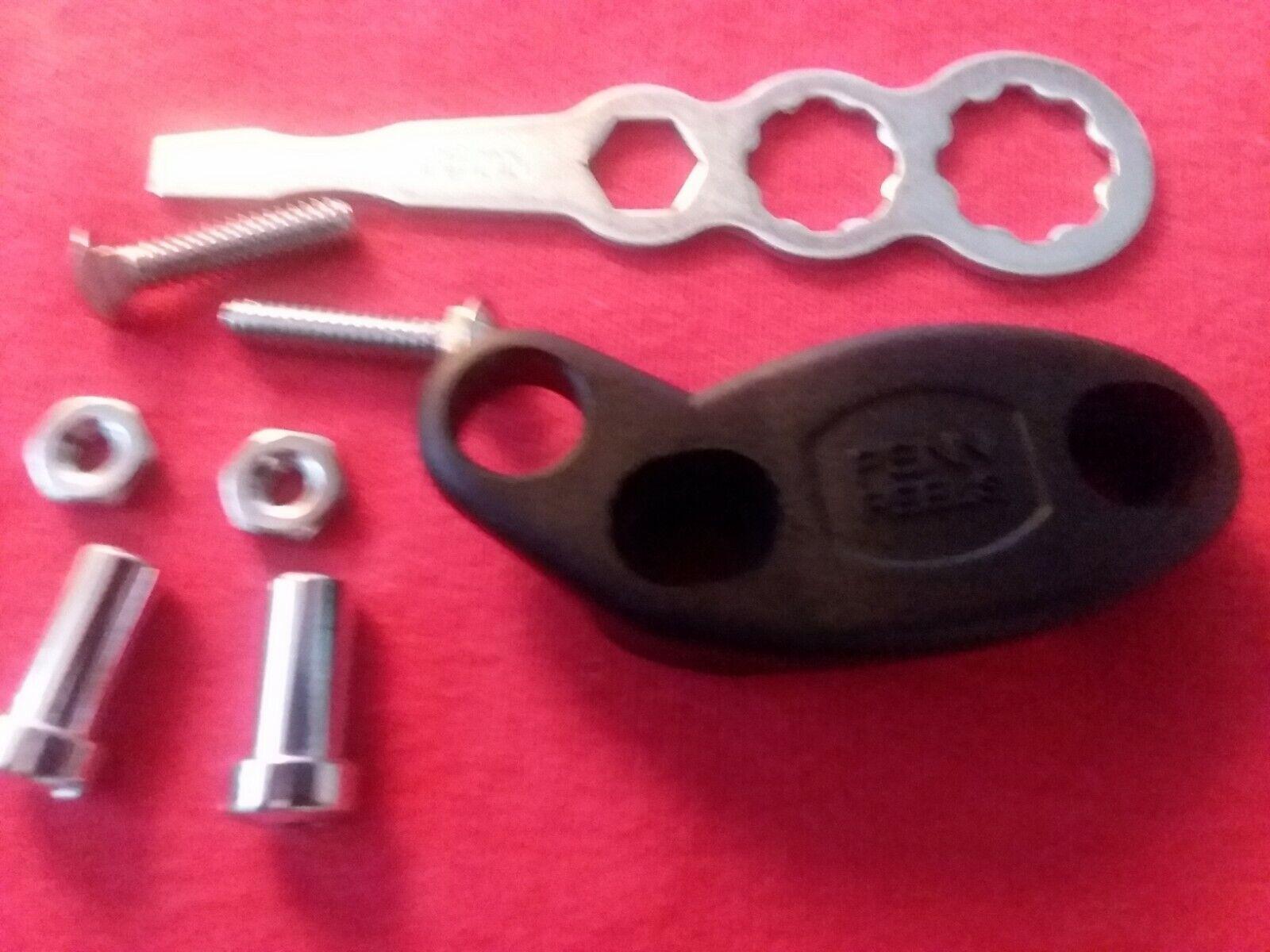 Penn reel repair parts rod clamp kit