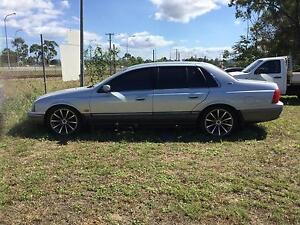 2000 Ford Fairlane Sedan North Ward Townsville City Preview