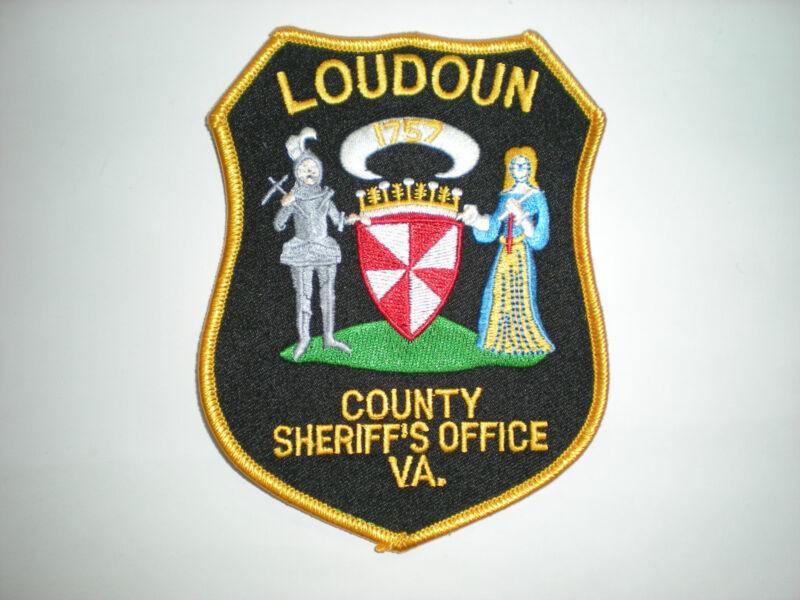 LOUDOUN COUNTY, VIRGINIA SHERIFF