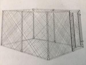 New Pet Enclosure Dog Kennel / Run 4m x 2.3m x 1.8m Pymble Ku-ring-gai Area Preview