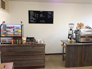 Nook Tea and Espresso Bar Bega Bega Valley Preview