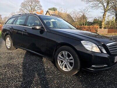 Mercedes E200 2,2 CDi Elegance stc. aut. 5d