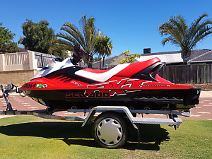 Seadoo rxt 215 supercharged (Reduced) Iluka Joondalup Area Preview
